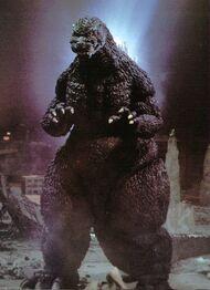 Godzilla 1990s