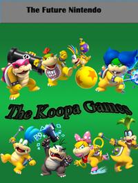 The Koopa Games