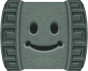 Smiling Rhomp