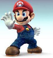 Mario SSBU