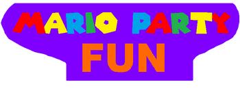 MarioPartyFunLogo