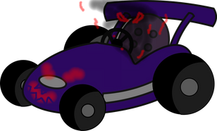 Shadow Spirit Kart
