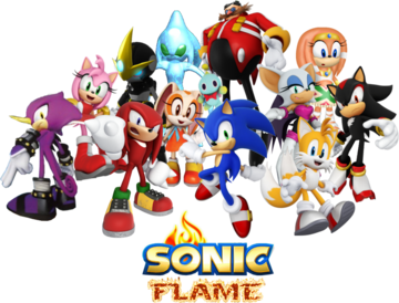SonicFlameGang