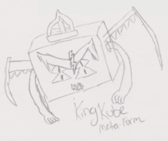 Fantendo Velocity - King Kube Bot