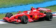 Ferrari F2007