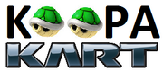 Koopa Kart Logo