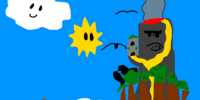 Dinosaur Land (Super Mario: An Evil Rising)