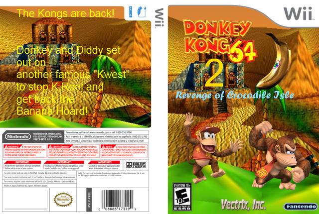 File:Donkey Kong 64 2 Revenge of Crocodile Isle.png