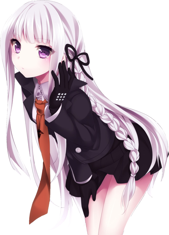 Regret, that Cute anime girl transparent are not