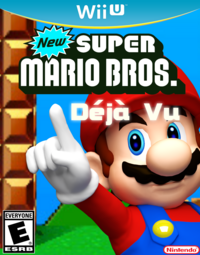 New Super Mario Bros Deja Vu
