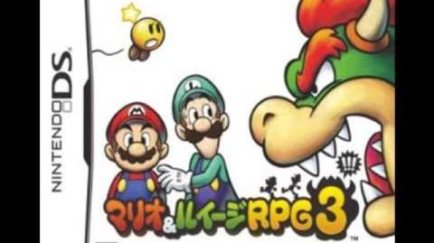 Mario & Luigi- Bowser's Inside Story Final Boss Music HQ