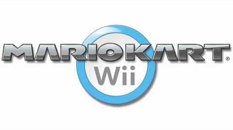 Coconut Mall (Mario Kart Wii)