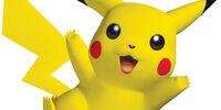 Pikachu (SSBGA)