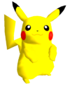 Pikachu render by thewegeemaster-d81mf59