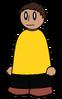 Shirt Yellow Generic