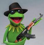 Gangsta Kermit