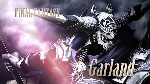 【DISSIDIA FINAL FANTASY】バトルムービー:ガーランド-0