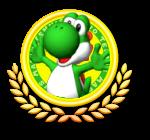 Yoshi Tennis Icon