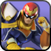 Captain Falcon CSS Icon
