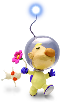 File:Louie w/ White Pikmin.png