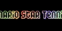 Mario Star Tennis