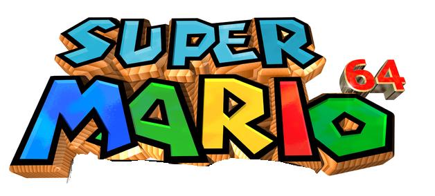 File:Super Mario 64 Logo.png