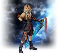 Tidus full profile