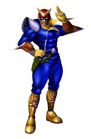 Captain Falcon real