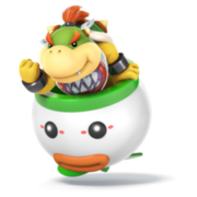 Bowser Jr Smash Bros