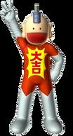 Luckyman - J-Stars render