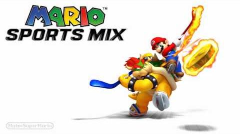 Mario Sports Mix Music - Bowser's Castle