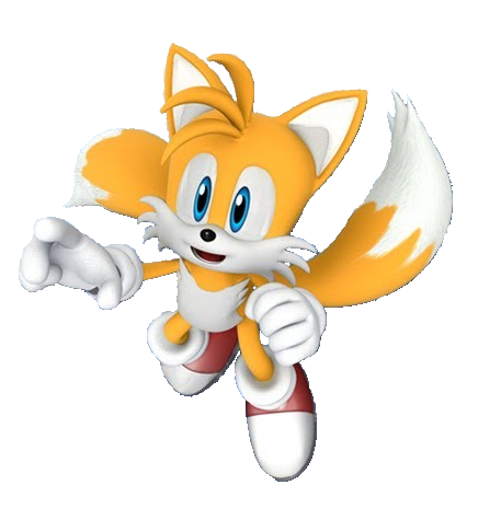 Tails Sonic Channel 2013