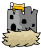 World 7 Dragomsky Castle Icon