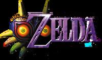 Logo The Legend of Zelda Majora's Mask
