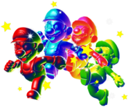 Rainbow mario by banjo2015-d8mv80s