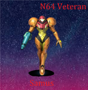 SSBC Roster Samus
