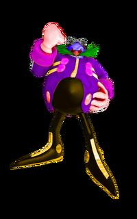 Corrupted Eggman