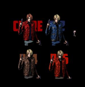 Leon palette
