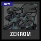 ACL -- Super Smash Bros. Switch Pokémon box - Zekrom
