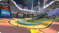 Mario Kart Stadium course