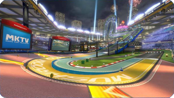 Mario Kart Stadium (SSB Evolution)
