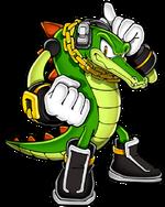 VectortheCrocodile