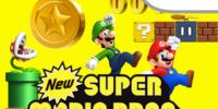 New Super Mario Bros. 5-Star Adventure