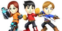 Mii Fighter (SSB Quantum)