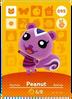 Peanut card