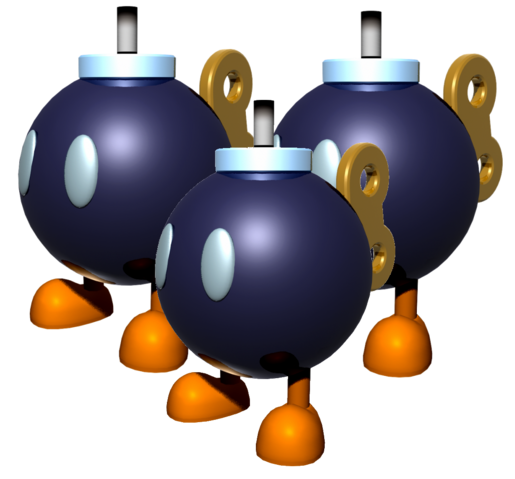 File:Triple Bob-omb2.png