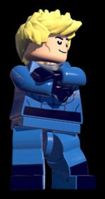 Human Torch (Lego Batman 4)
