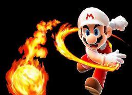 Fire Mario SMU