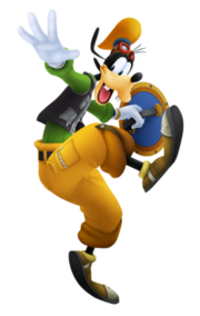 Goofy(Kingdom Hearts)