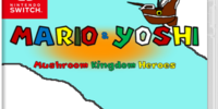 Mario & Yoshi: Mushroom Kingdom Heroes